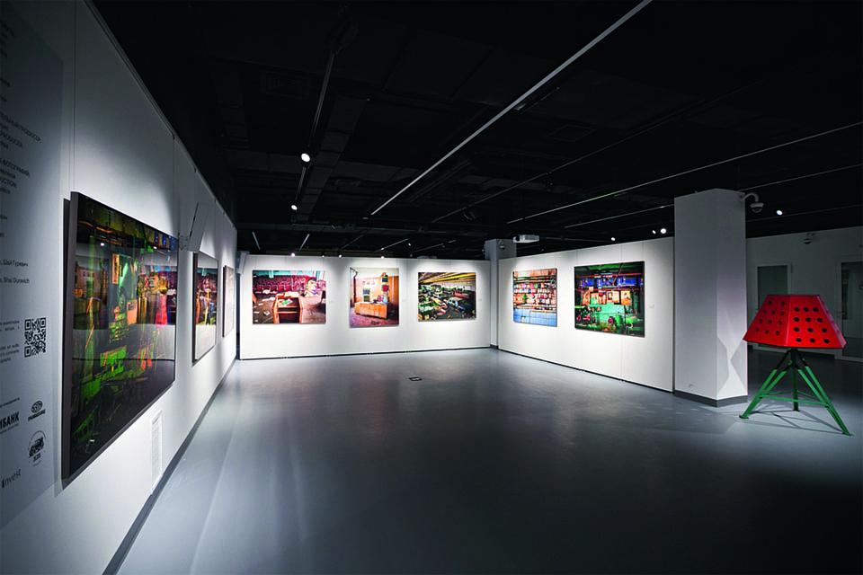 Залы Sinara Art Gallary