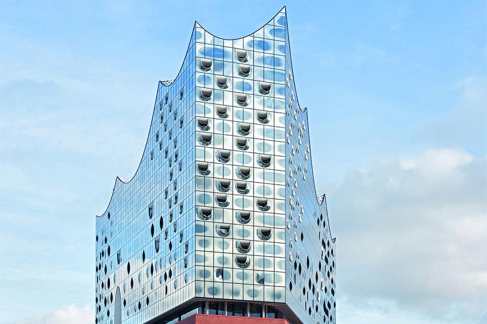 «Филармония на Эльбе» в Гамбурге