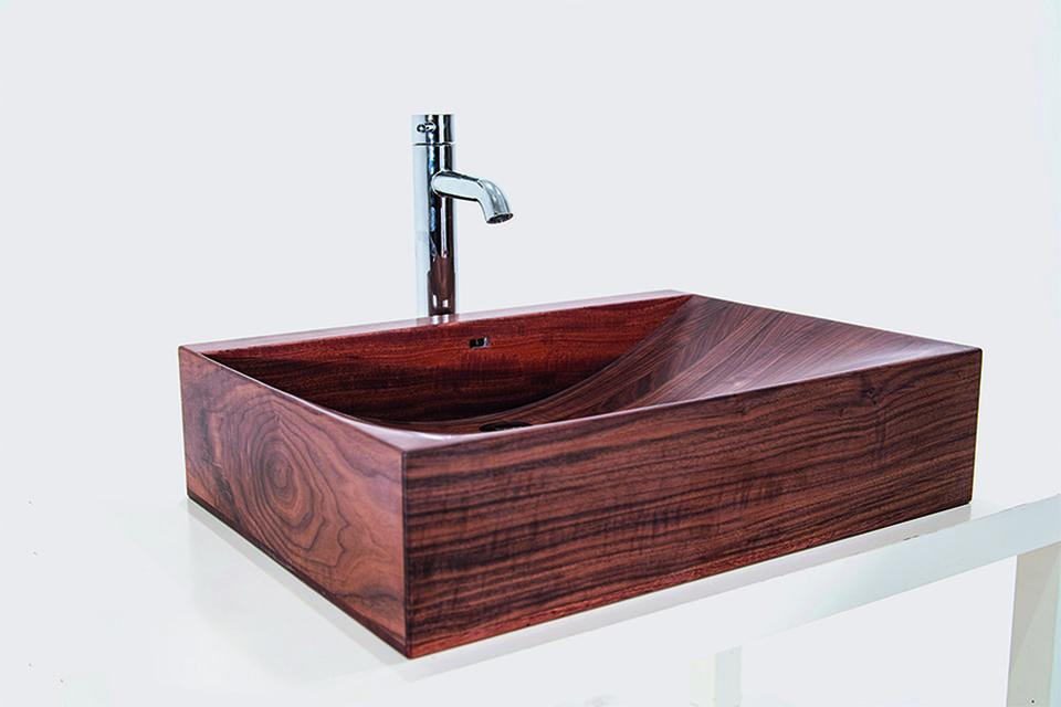 Раковина Cube Sink: в NK планируют запустить отдельную линейку мебели и сантехники