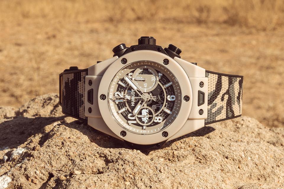 В рамках сотрудничества  Hublot и SORAI созданы часы Big Bang Unico SORAI, большая часть средств от продажи которых пойдет в фонд Care for Wild