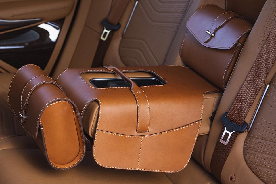 Одиннадцать комплектов дополнительных аксессуаров позволят адаптировать автомобиль к увлечениям и хобби владельцев
