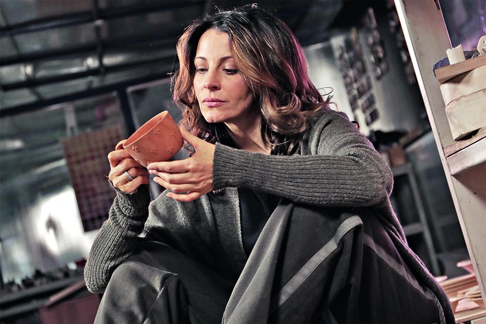 Евгения Крюкова, актриса и дизайнер