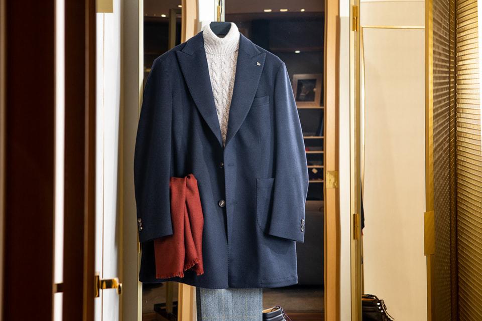 Сегодня Colombo представляет и собственную коллекцию готовой одежды