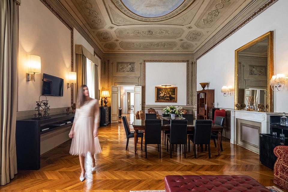 Путешественники смогут посетить один из флорентийских дворцов эпохи Возрождения