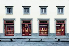 Музей Officine Panerai в историческом бутике во Флоренции позволяет погрузиться в историю и атмосферу часового бренда