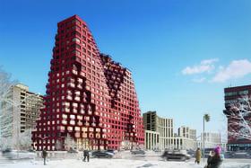 Проект Red7 в Москве