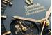 Часы Omega, фрагмент циферблата модели Speedmaster Apollo 11 50th Anniversary