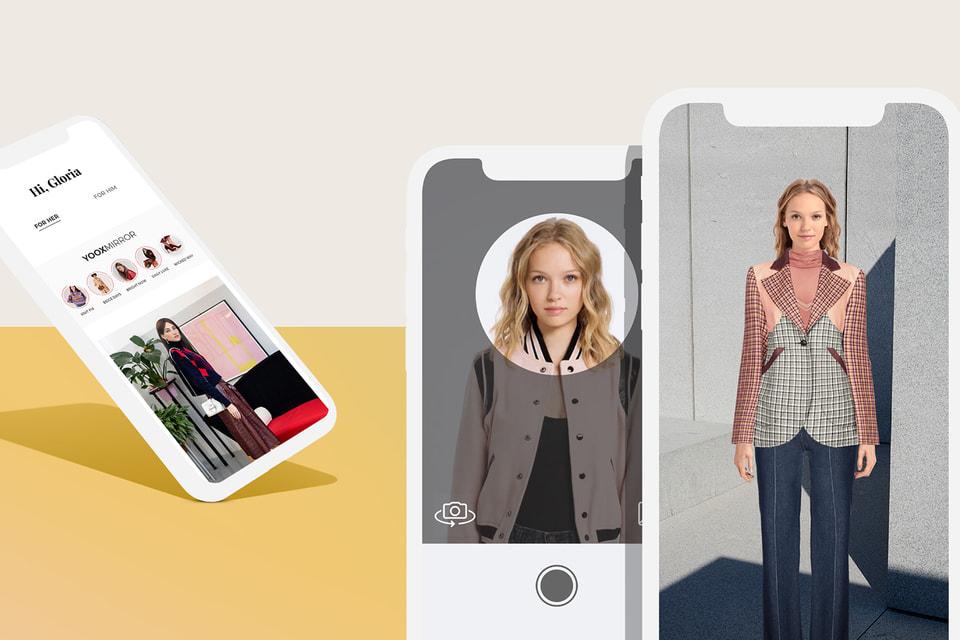 С помощью модели будет удобно анализировать, как сидит одежда именно на вас