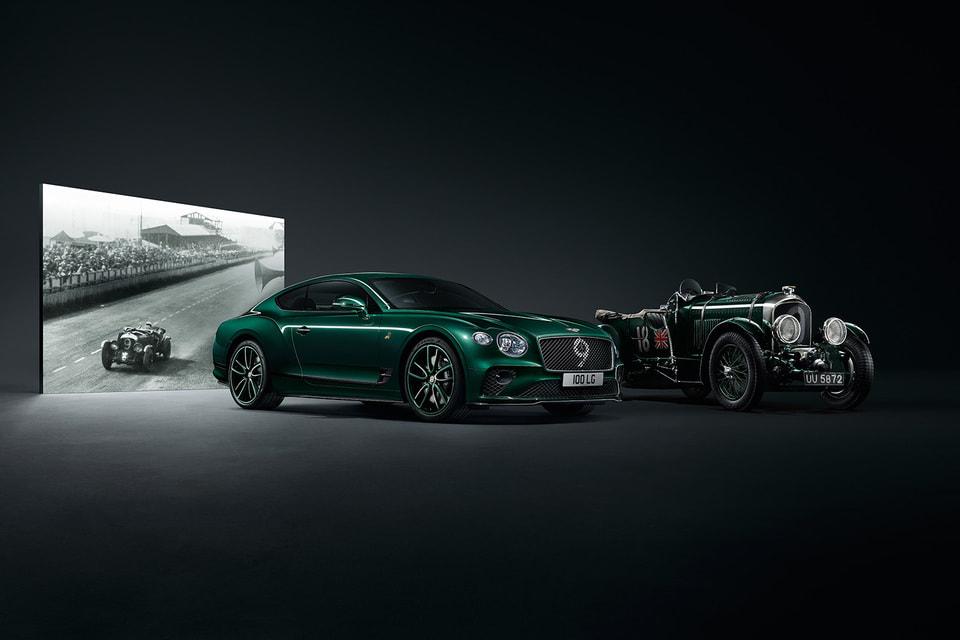 В Россию были доставлены три эксклюзивных автомобиля Bentley Continental GT Number 9 Edition от ателье Mulliner