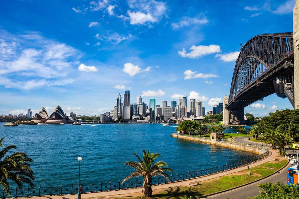 Австралийский город Сидней находится на первом месте в рейтинге жилья на набережных
