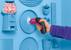 Шуруповерт Bosch IXO VIЭто тот случай, когда даже суровая и вроде как мужская техника стремится стать ближе к широкой аудитории в целом и к женским рукам в частности. Новый универсальный аккумуляторный шуруповерт Bosch IXO VI идет в двух цветовых версиях: зеленой и розовой. Иными словами, прятать инструмент в дальний угол антресоли теперь совсем не обязательно. Новинка работает не только как шуруповерт, это универсальный девайс для дома. В комплекте есть куча разных насадок: можно сверлить, можно резать ткань или картон, можно даже разжигать барбекю (есть и такая насадка, да), можно молоть специи. И, наконец, можно откупоривать бутылку вина с насадкой с говорящим названием IXO Vino! Гаджет умеет регулировать скорость вращения в зависимости от силы нажатия, мигать диодами батареи и заряжаться через Micro-USB