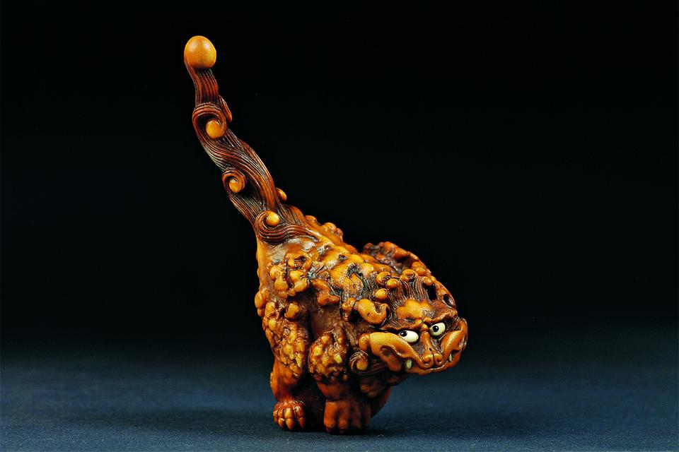 Игривый Шиши (лев-собака)