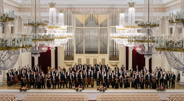 Всего состоится 20 концертов оркестров мирового уровня