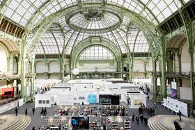 Исторический Гран-пале традиционно открывает свои двери в рамках крупнейшей международной ярмарки Paris Photo