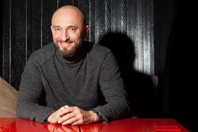 Ресторатор Илья Тютенков