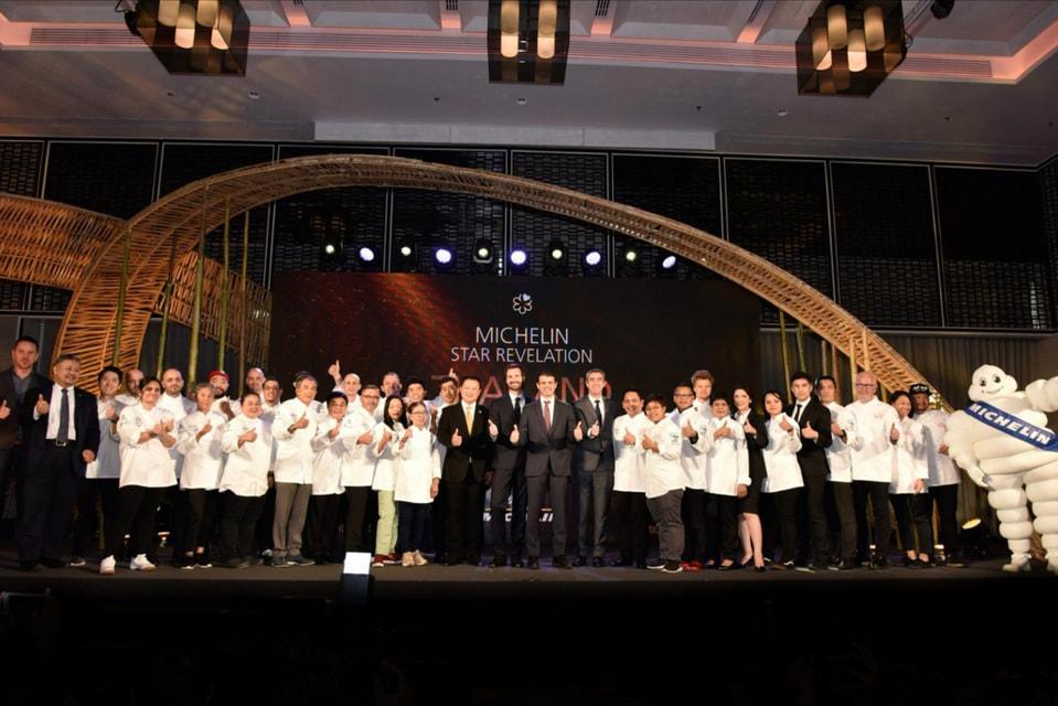 По итогам отбора 5 заведений получили две звезды Michelin, 24 ресторана заслужили одну звезду и 94 кафе получили специальную награду Michelin «Биб Гурман»
