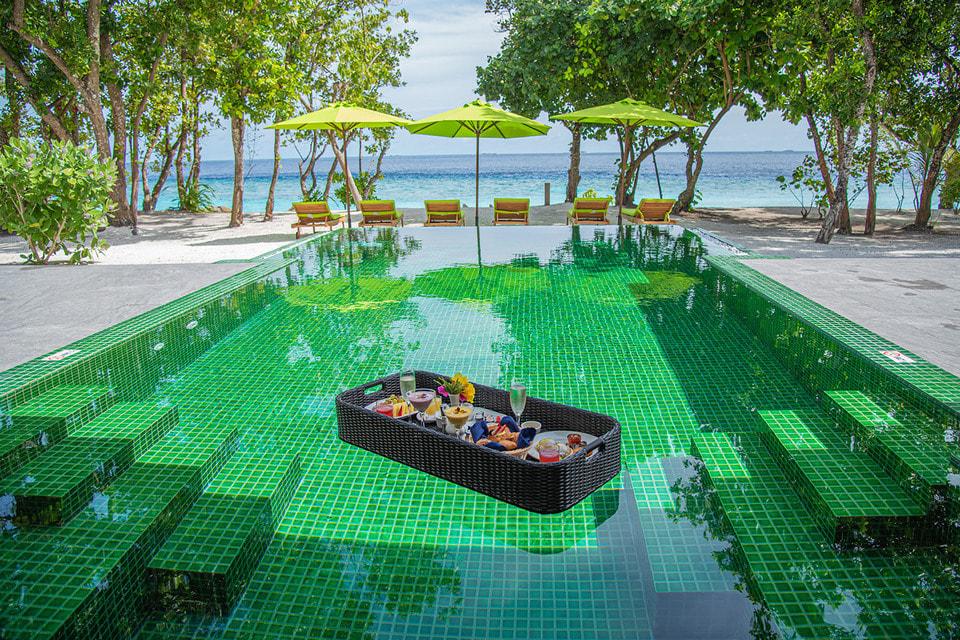 Гости имеют возможность посещать неограниченное количество раз любой ресторан отеля во время своего пребывания