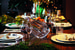 «Ставить сервиз на стол отнюдь не обязательно, – поясняет сооснователь дизайн-школы Татьяна Рогова. – Сегодня смешение разных стилей допустимо и в интерьере, и, конечно, в оформлении стола»Скульптура «Мышь с орехом», ИФЗ; тарелка закусочная 23 см «Охота» «Ежи», Hering Berlin; вазы «Груша», Moser; набор стаканов для виски «Семь сестер», Анастасия Панибратова & Arnstadt Kristall