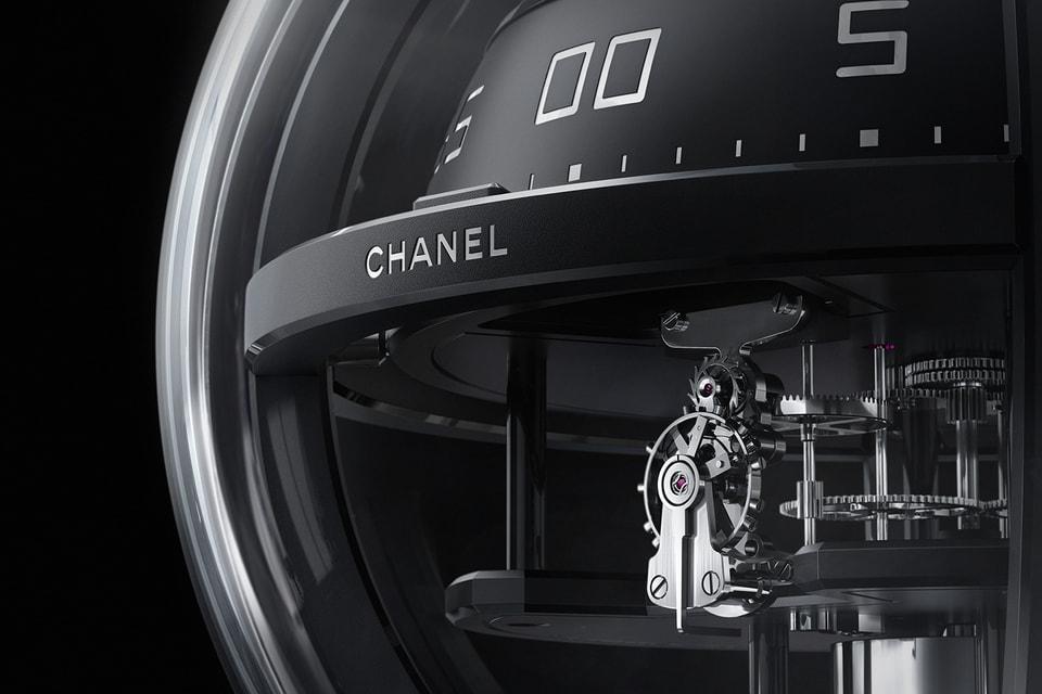 Подразделение Chanel Horlogerie нацелено на автономное создание все большего количества собственных калибров и приобретает для этого необходимые мощности