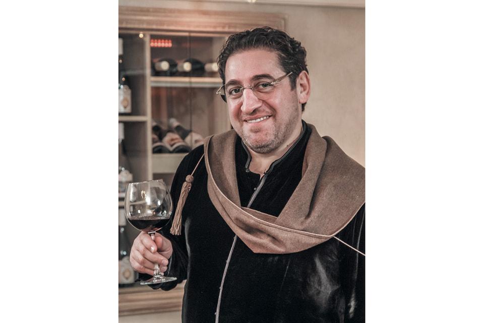 Гоча Чхаидзе - совладелец бренда «Братья Асканели»