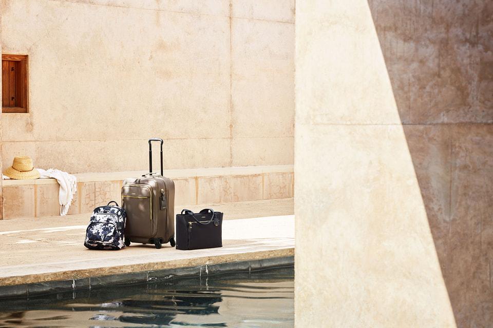Коллекция Tumi  Voyageur представлена в новом бутике бренда
