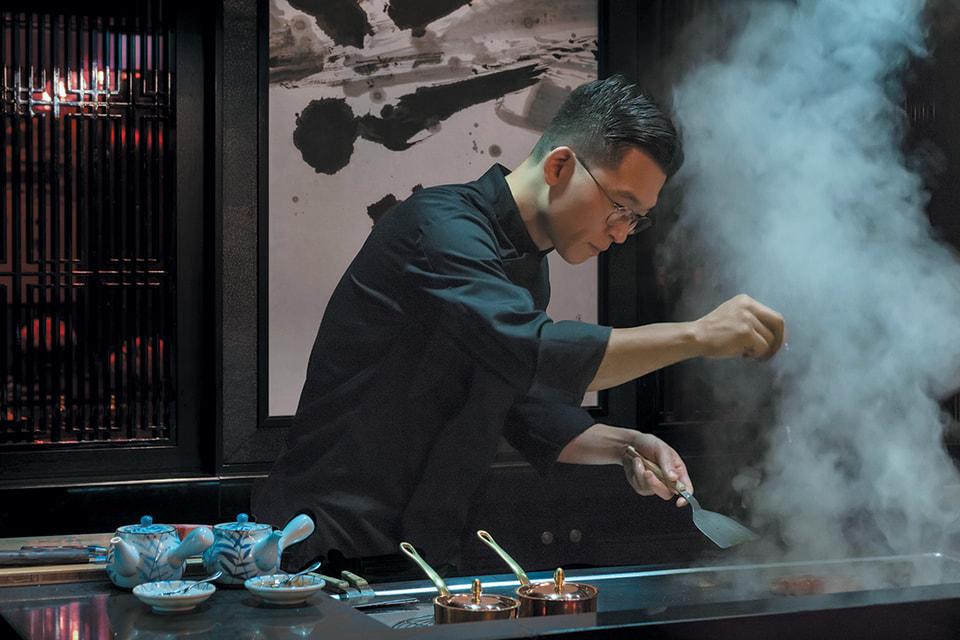 Хаван Чонг — новый шеф- повар ресторана Sintoho