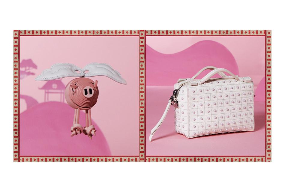 Цветовая гамма коллекции – белый, пудровый и розовый металлик