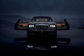 Автомобиль из коллекции «Wraith Luminary»