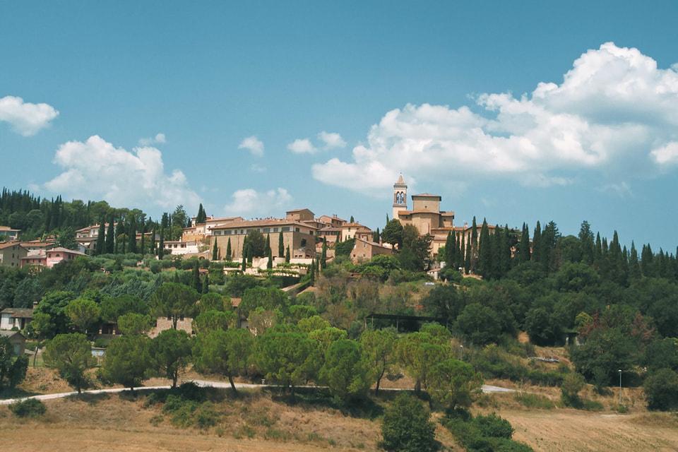Брунелло Кучинелли считает возрождение деревни Соломео своим главным жизненным достижением