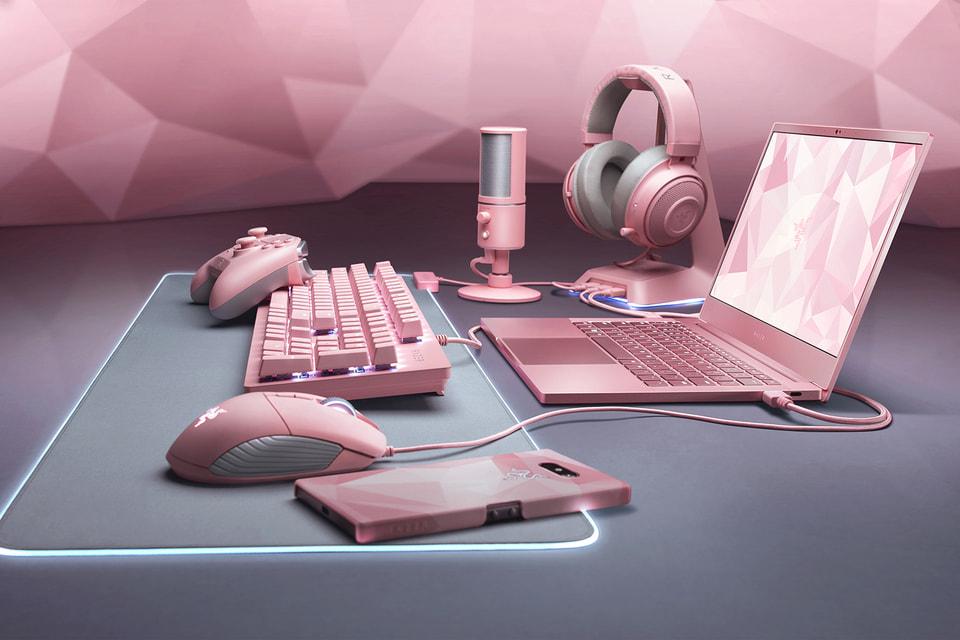 Предметы из комплекта Quartz Pink