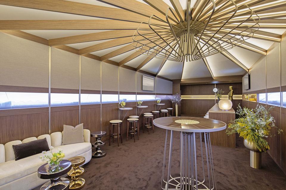 В нынешнем году дизайн Rolex Greenroom 2020 в Dolby Theatre в Лос-Анжелесе напоминал о красоте и хрупкости окружающей   среды, в защите которой часовой бренд принимает активное участие