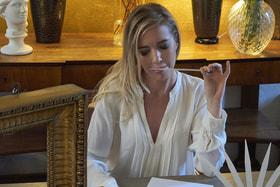 Синди Гийеман, основательница и СЕО парфюмерного бренда Moresque