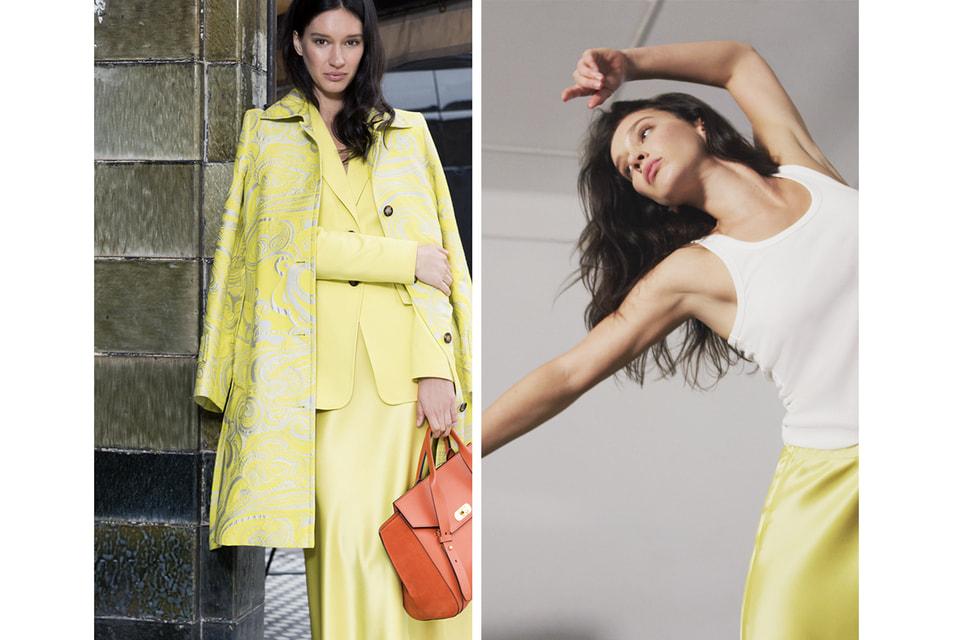 Модели из коллекции весна/лето-2020 бренда Escada