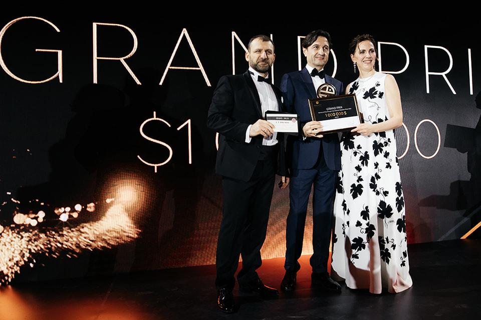 Объявлены победители Rybakov Prize – международной премии для филантропов в образовании