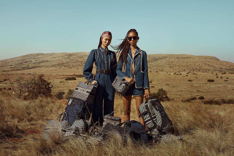 Креативный директор Dior Мария Грация Кьюри представила коллекцию для путешественников
