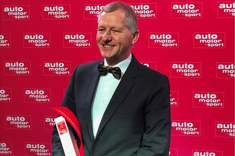 Феликс Бротигем, коммерческий директор Jaguar Land Rover