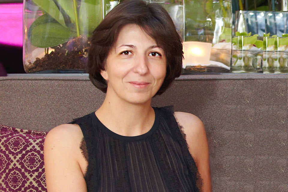 «Мне всегда нравилось слушать интересных рассказчиков», – говорит Виктория Шамликашвили, инвестор Hotel Indigo St. Petersburg–Tchaikovskogo