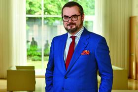 Чрезвычайный и Полномочный Посол Великого Герцогства Люксембург в Российской Федерации Жан-Клод Кнебелер