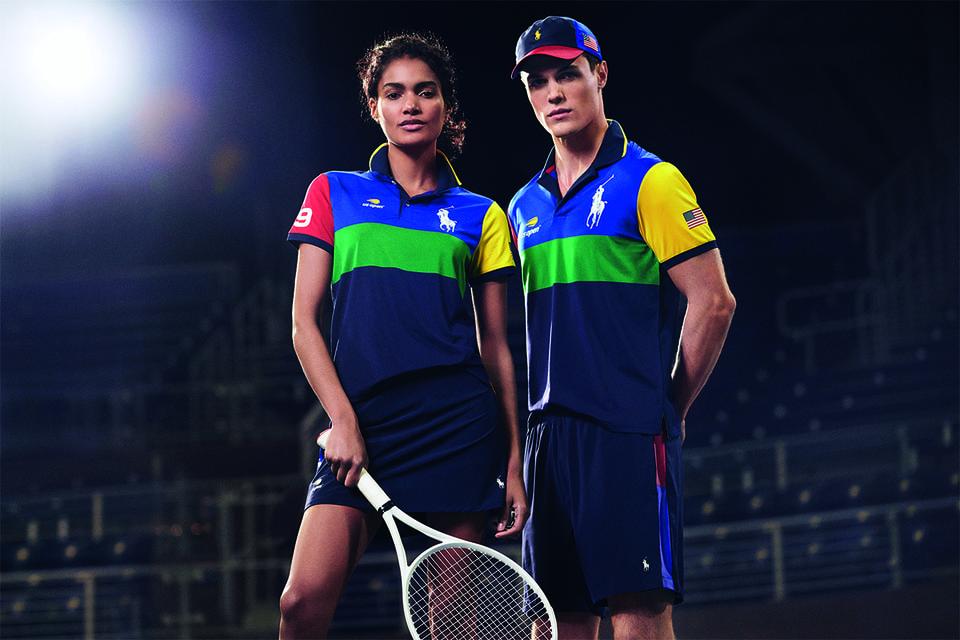 С 2019 г. ткань формы для теннисного турнира US Open создается из переработанного пластика