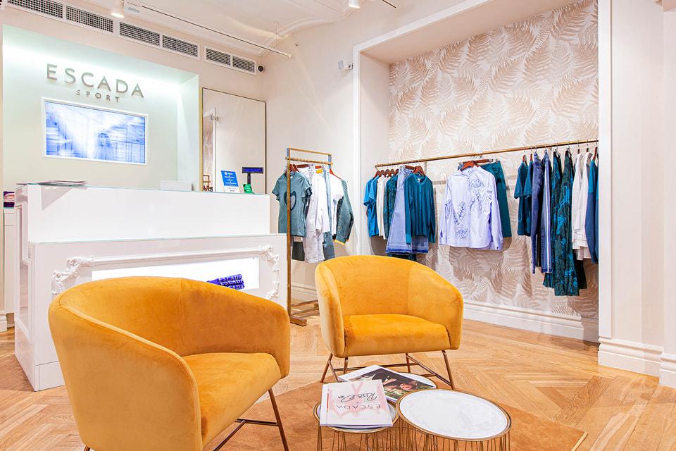 В ГУМе открыт второй магазин Escada