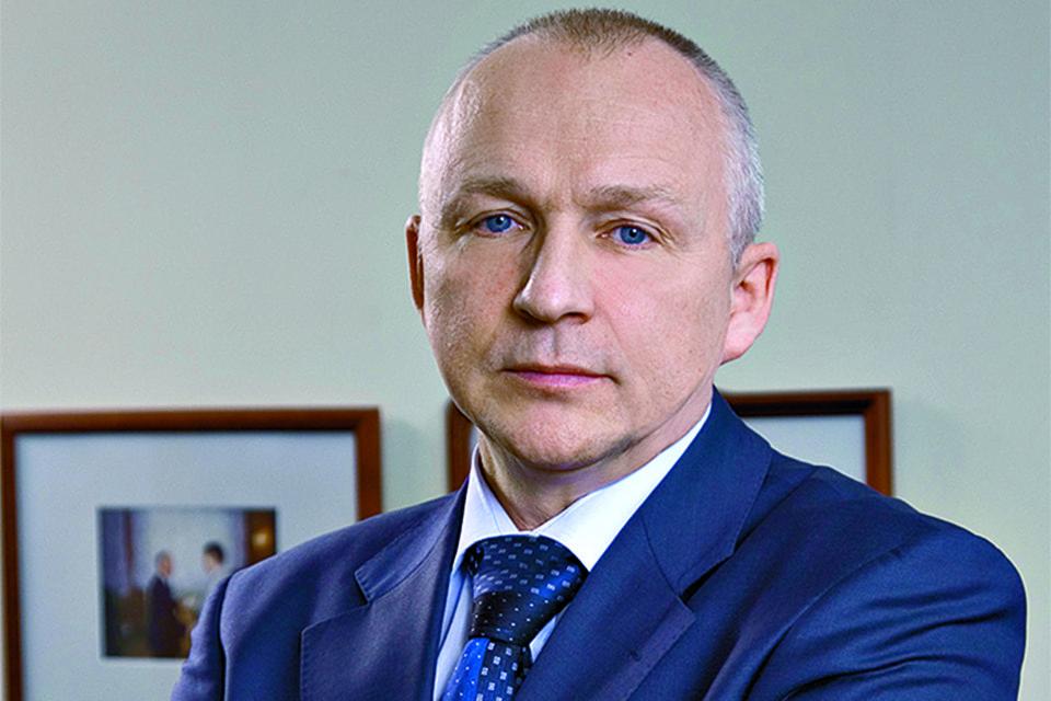 Президент группы «Ангел» В. З. Верещак