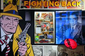 Комиксы из серии G-Men