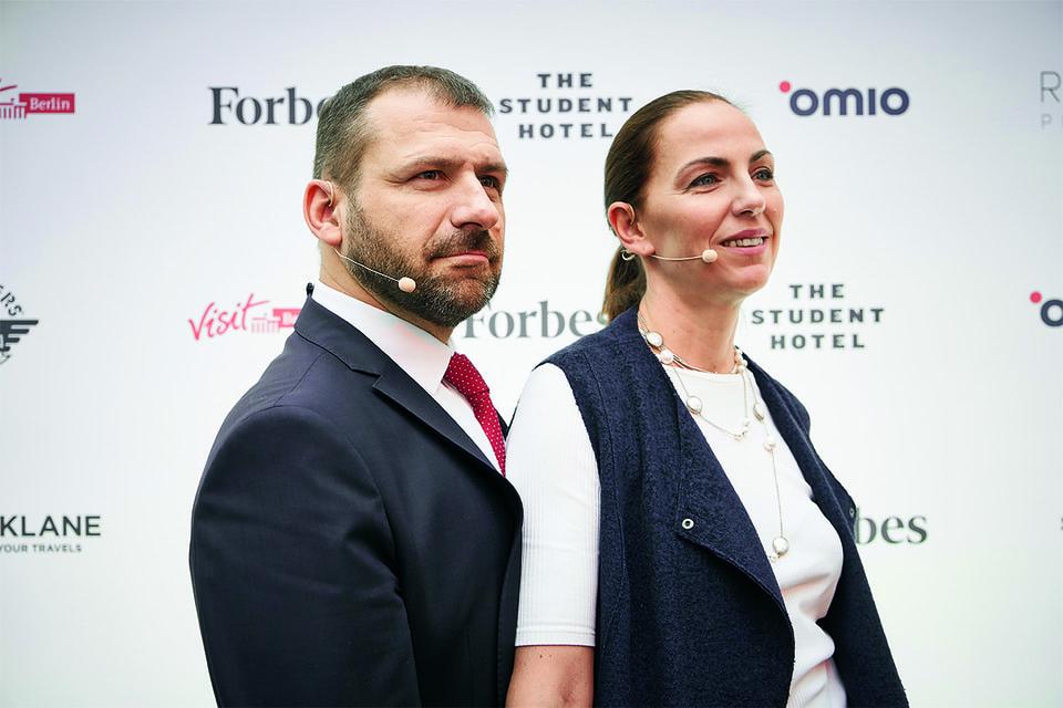 Игорь и Екатерина Рыбаковы: «Мы хотим сформировать мотивирующую среду для детей»