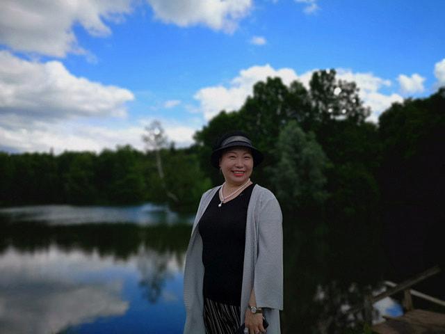Доктор Лю Вэй – выпускница Хэйлунцзянского университета традиционной китайской медицины (Харбин)