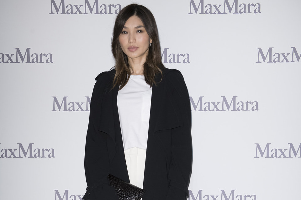 Актриса Джемма Чан – лауреат ежегодной премии Women In Film Max Mara Face of the Future Award