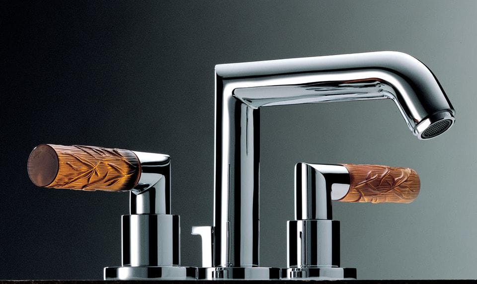 Французский производитель сантехники THG Paris представил коллаборацию с Домом Lalique