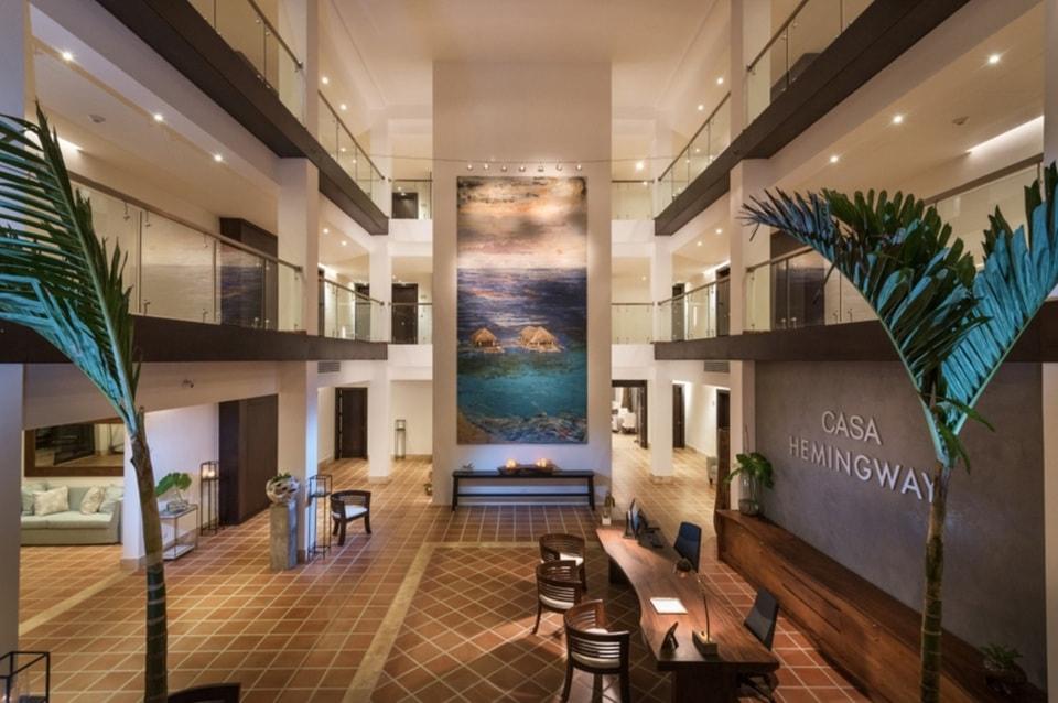 Отель Casa Hemingway признан лучшим бутик-отелем Доминиканы