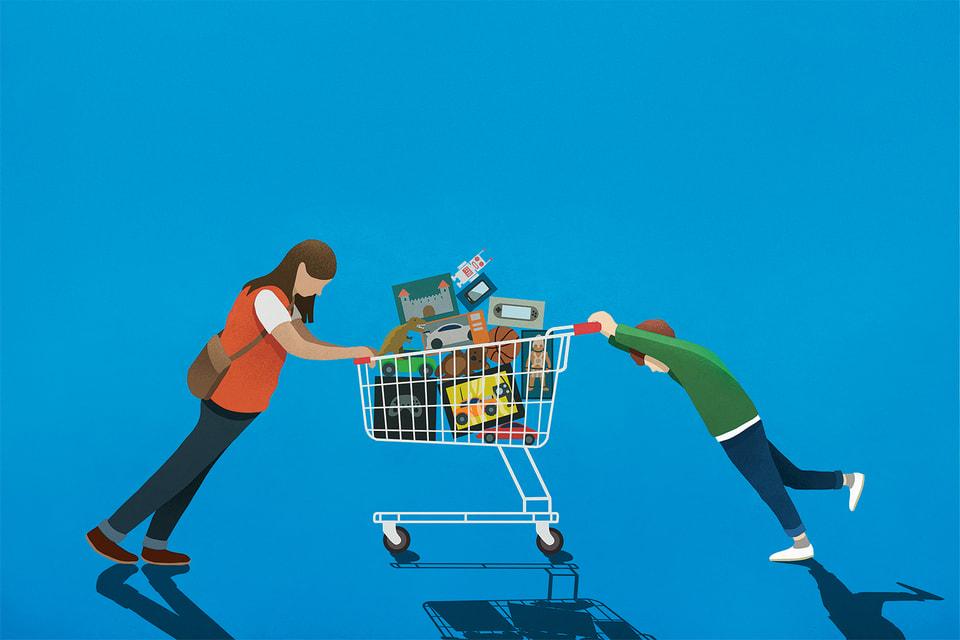 Как доказать, что за последние десятилетия в потребительских привычках произошли глобальные изменения? Достаточно посмотреть, как обеспеченные люди справляются сегодня с кризисом среднего возраста