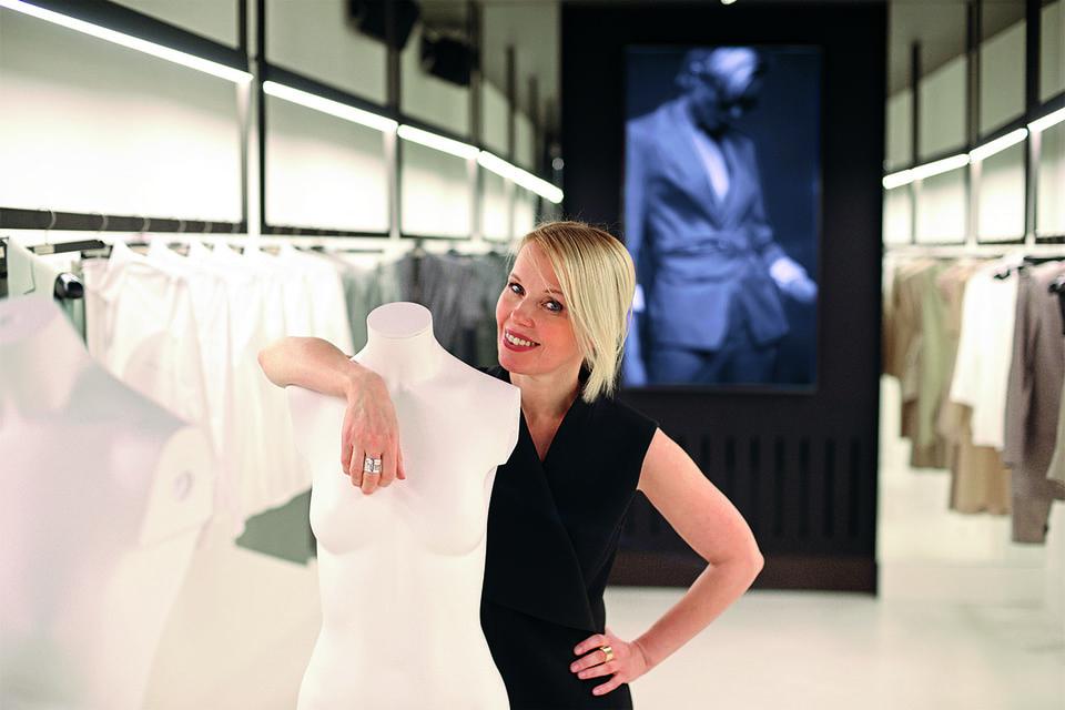 Васса, основательница одноименного бренда Vassa & Co.