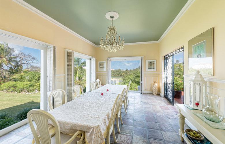 Дизайн каждой из комнат особняка был разработан индивидуально, под руководством герцогини.